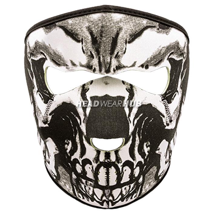 หน้ากาก กันลม กันแดด กันฝุ่น &#x263C แบบเต็มหน้า MF07