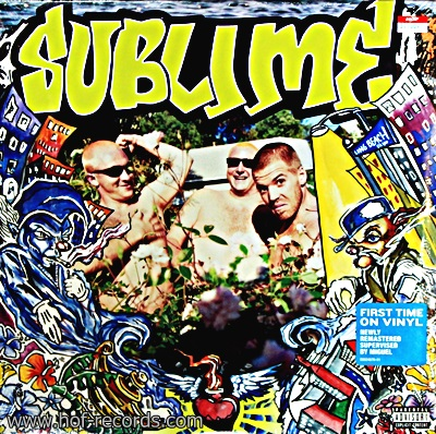 Sublime - Second-hand Smoke 2Lp N.