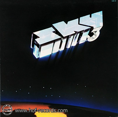 SKY - SKY 3 1981 1lp