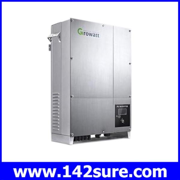 INV045 อินเวอร์เตอร์ โซล่าเซลล์ Growatt 10000-UE (Grid-Tie Inverter)