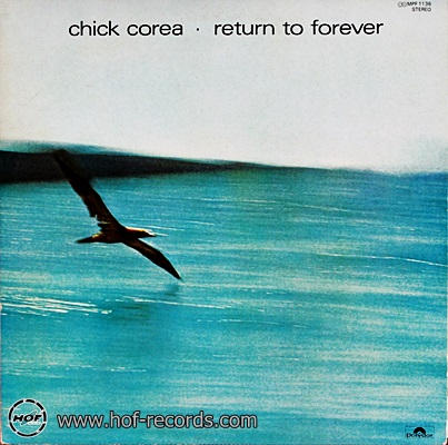 Chick Corea - Return To Forever 1972 1lp