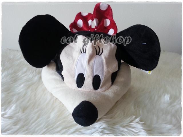 พร้อมส่ง :: หมวก Minnie mouse ของแท้จากญี่ปุ่น