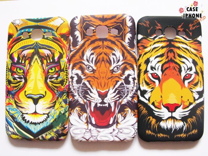เคสนิ่มลายหน้าเสือ ซัมซุง เจ 7