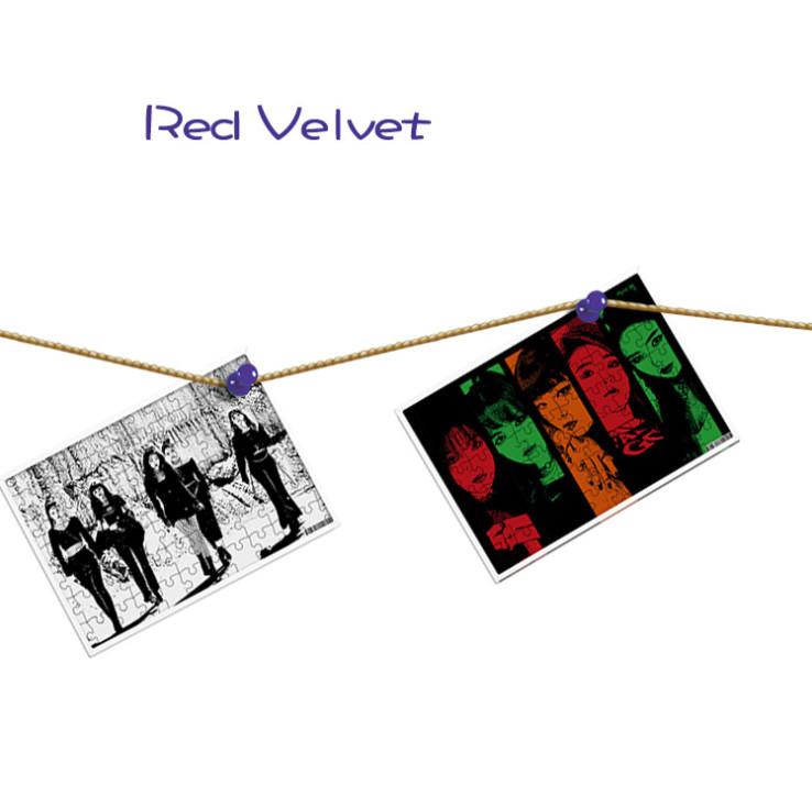 จิ๊กซอว์ Red Velvet - BADBOY