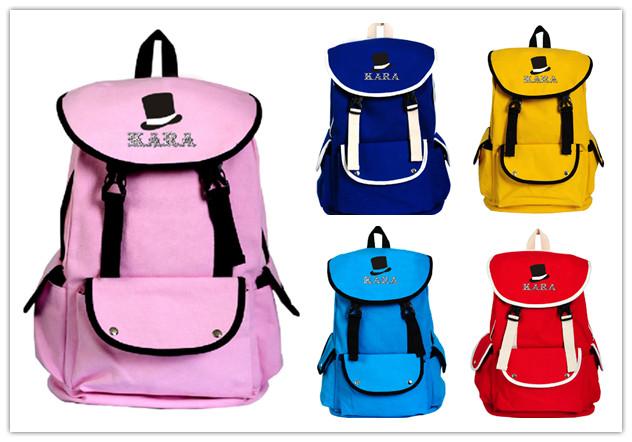 กระเป๋าเป้นักเรียน KARA