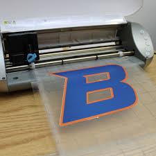 Vinyl Cut Printing