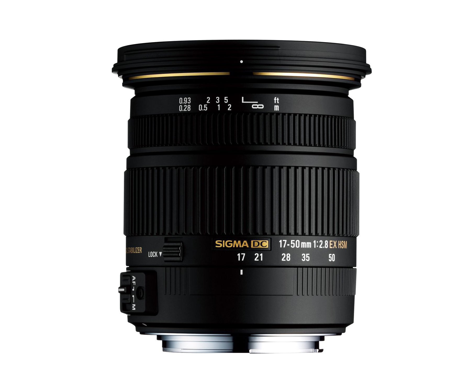 SIGMA 17-50 mm f2.8 EX DC OS HSM for Nikon