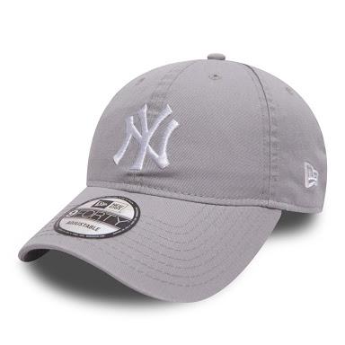 หมวก NEW ERA 9Forty Cap NY สีเทา รุ่นใหม่