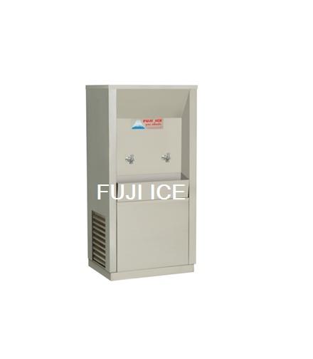 ตู้ทำน้ำเย็นต่อท่อประปา 2 ก๊อก ฟูจิไอซ์