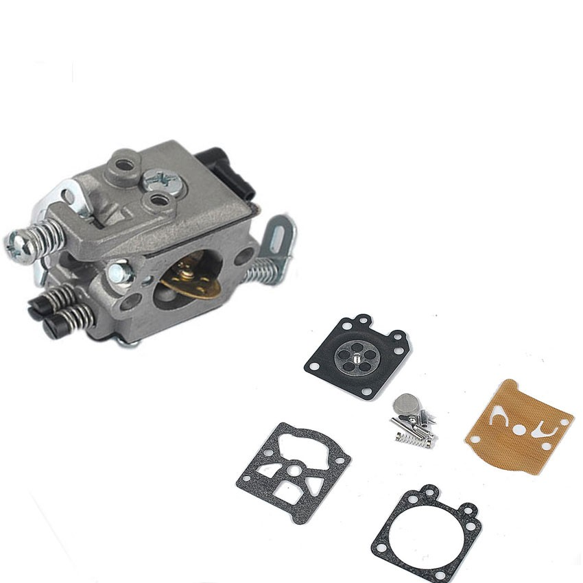 Carburetor W/ carb kit for Chainsaw FOR STIHL MS170 MS180 017 018 Walbro carb
