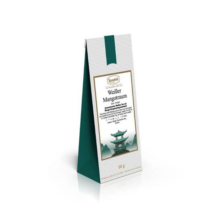 Ronnefeldt Loose Tea - WHITE MANGO DREAM 50g