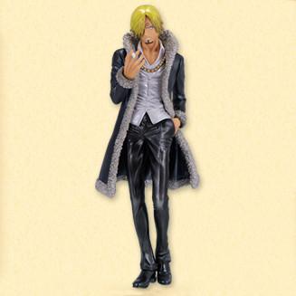 Sanji The Last One ของแท้ JP แมวทอง - Ichiban Kuji Banpresto [โมเดลวันพีช] (Rare)