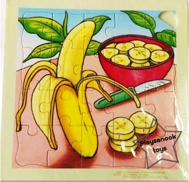 PS-9047 วงจรชีวิตกล้วย
