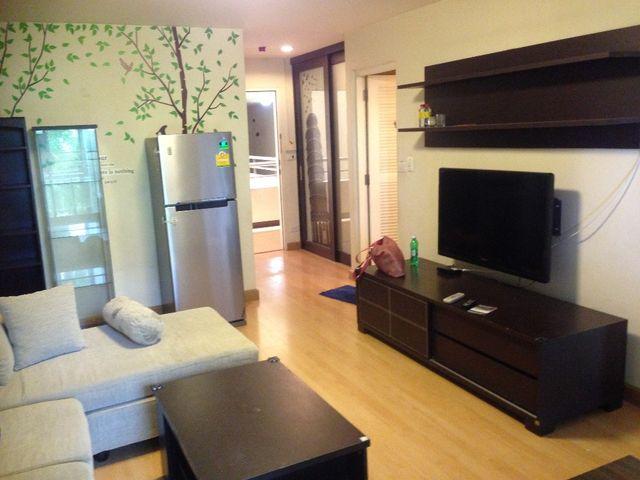 ให้เช่า คอนโด ซันชายน์ คอนโดมิเนียม (SunShine Condominium) ตรงข้ามเซ็นทรัลบางนา ตกแต่งสวย พร้อมเข้าอยู่