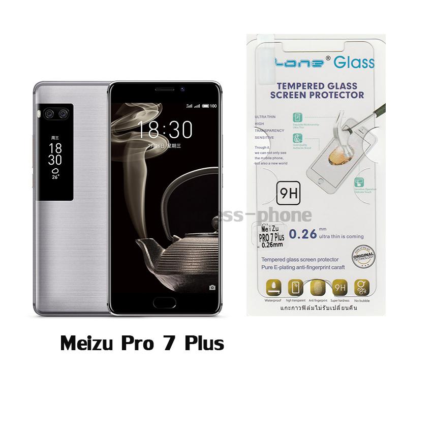 P-one ฟิล์มกระจก Meizu Pro 7 Plus