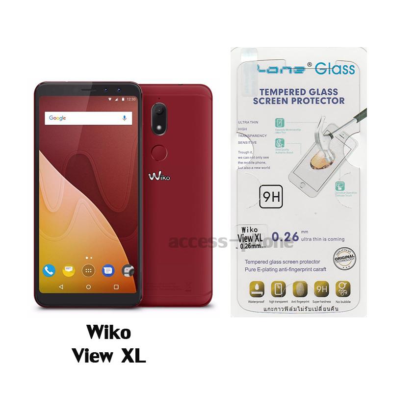 P-one ฟิล์มกระจก Wiko View XL