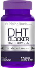 สุขภาพเส้นผมสำหรับชายและหญิง (DHT BLOCKER) 60 เม็ดเคลือบ