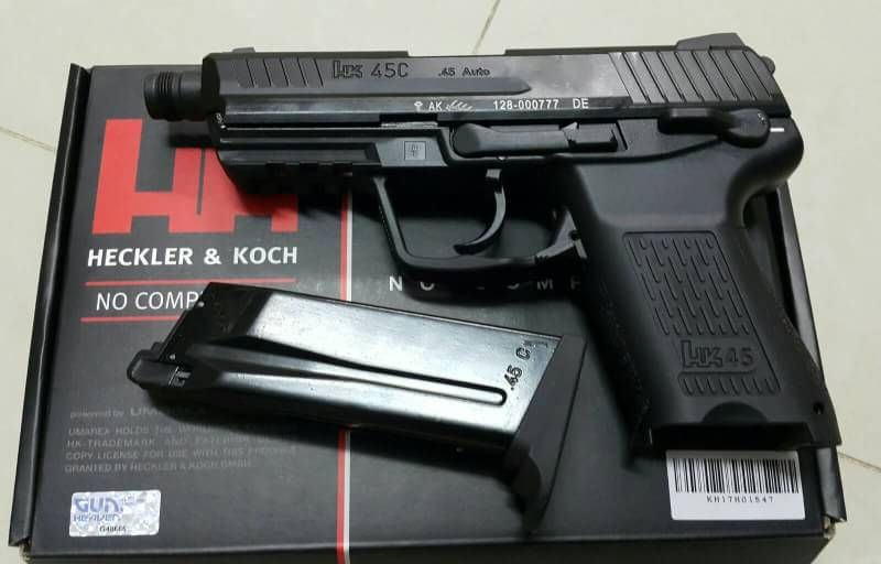 Umarex HK 45 CT
