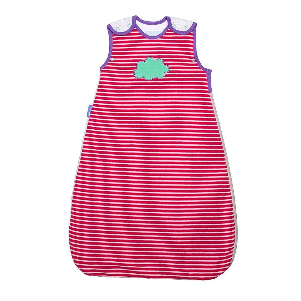 ถุงนอนเด็ก Grobag Baby Sleeping Bag 1.0 Tog, ลาย Candy Cloud แบรนด์ดังจากอังกฤษ ขนาด 0-6 เดือน
