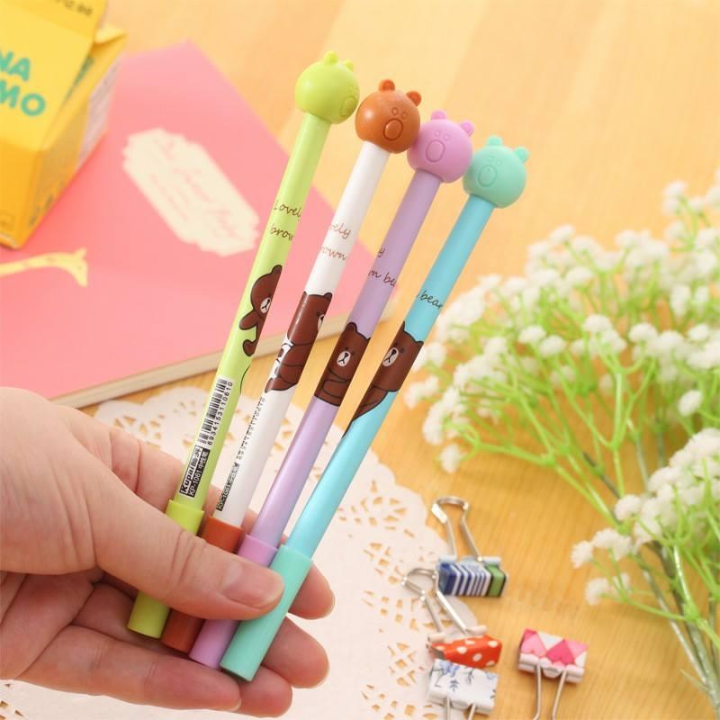 ปากกาหมี หมด