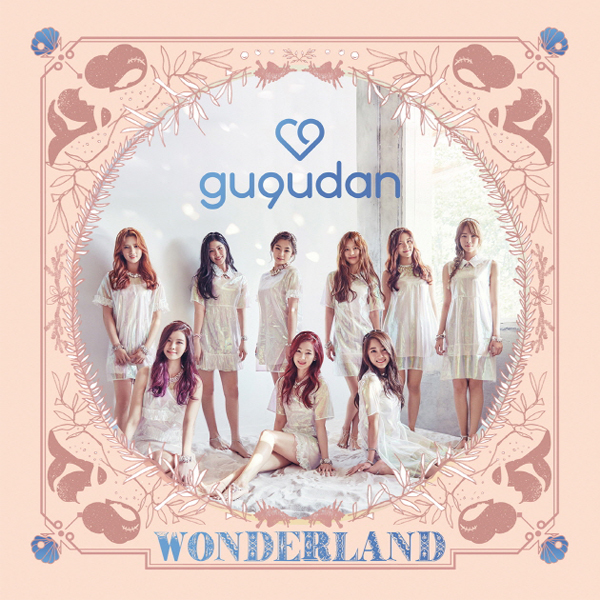 Gugudan - Debut Album [Act.1 The Little Mermaid]