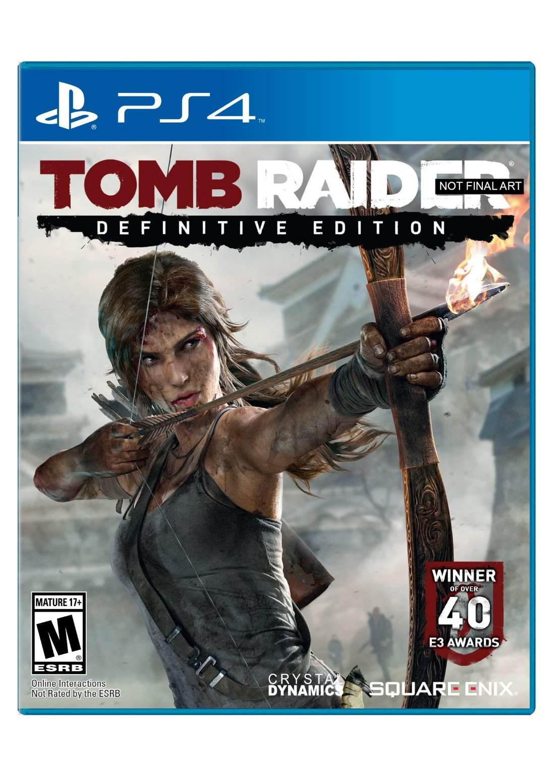 [PS4] TOMB RAIDER: THE DEFINITIVE EDITION (R3)(EN)