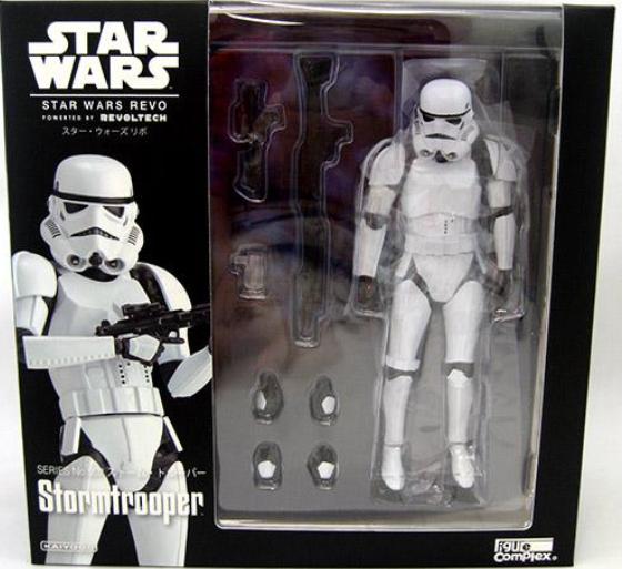 โมเดล Stormtrooper - Star Wars