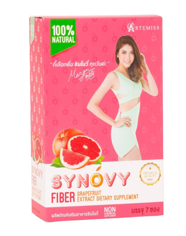 Synovy Fiber by Artemiss ซินโนวี่ ไฟเบอร์ ดีท็อกซ์ สุขภาพดีจากภายในสู่ภายนอก