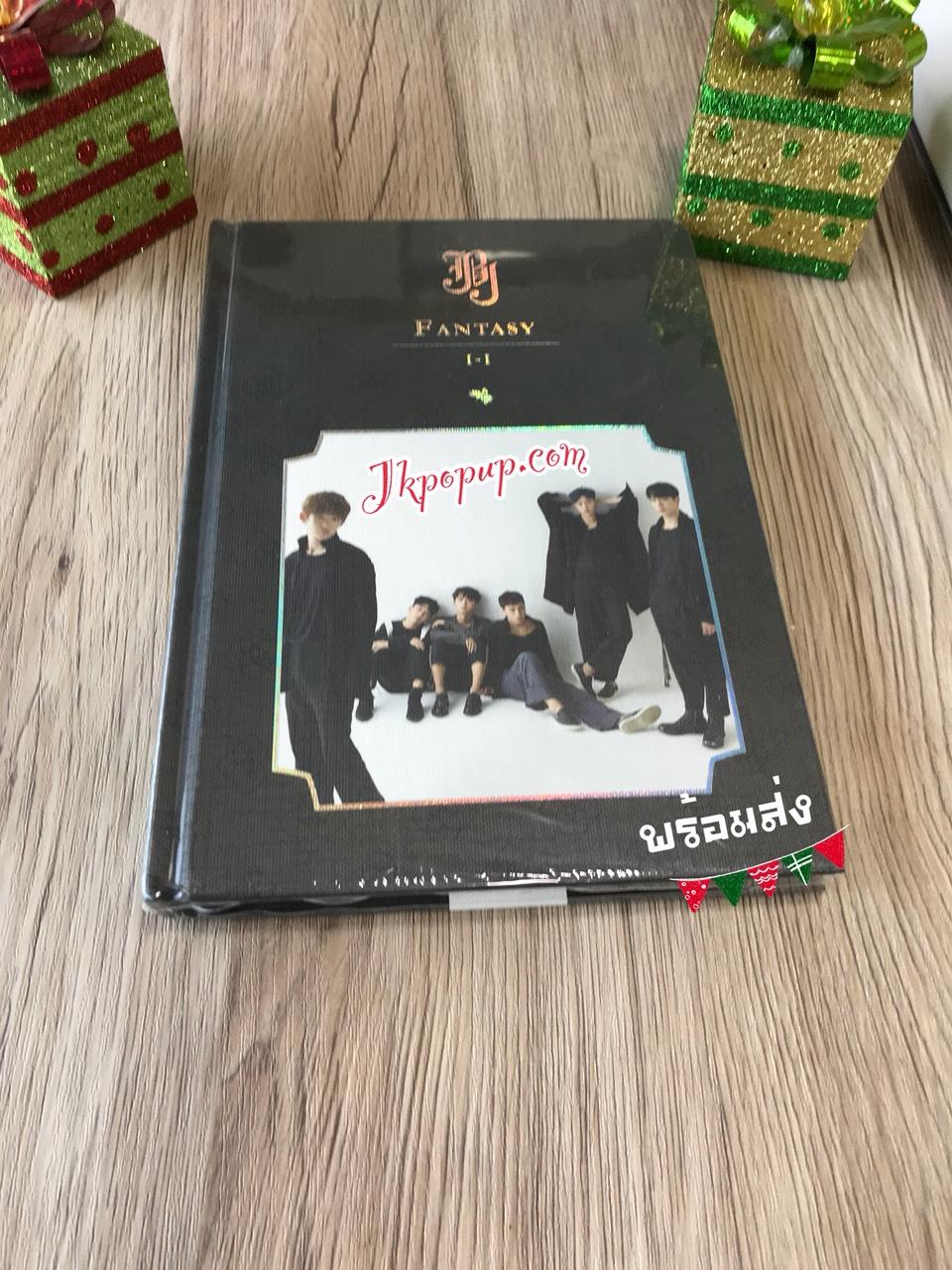 JBJ - Mini Album Vol.1 [FANTASY] (Volume I - I Ver.) พร้อมส่ง