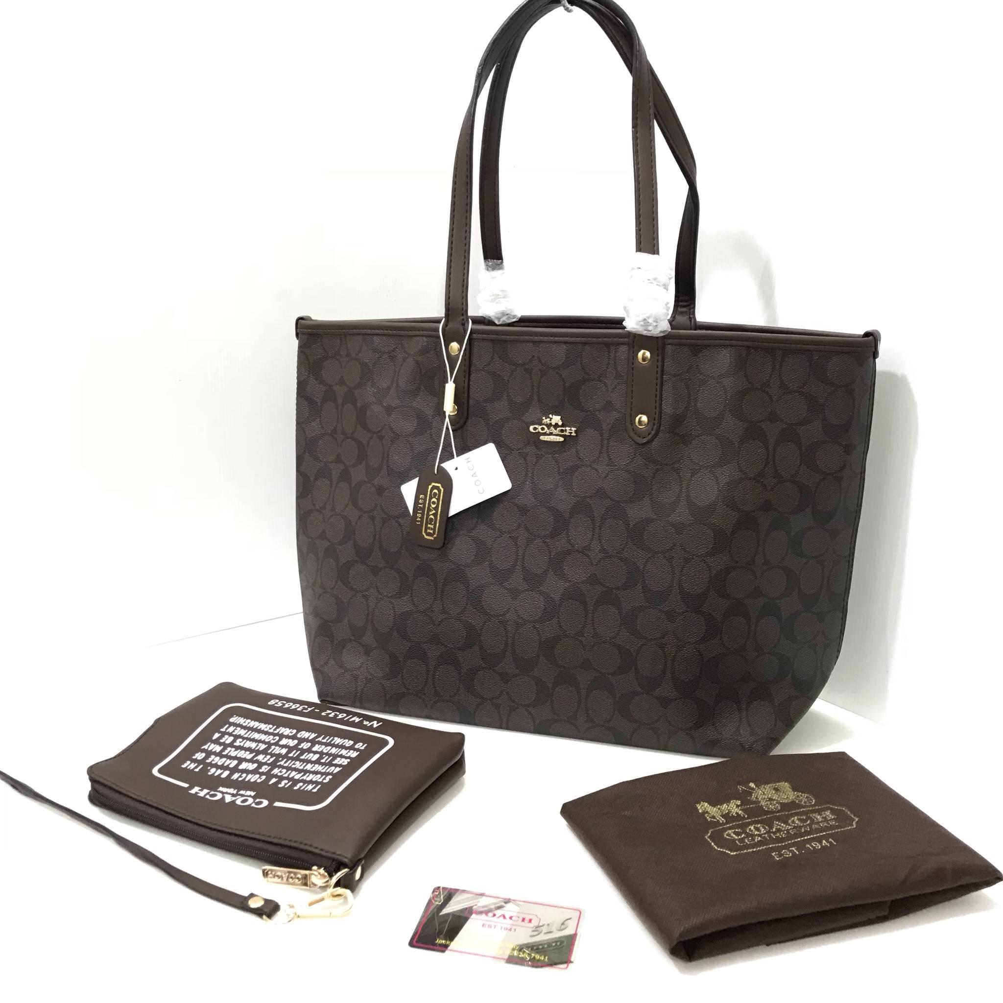 กระเป๋าแฟชั่น COACH14niv