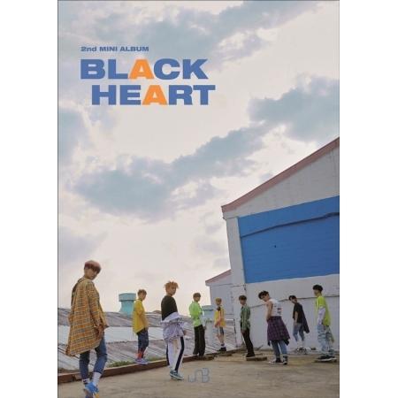 UNB - Mini Album Vol.2 [BLACK HEART] (Heart Ver.)