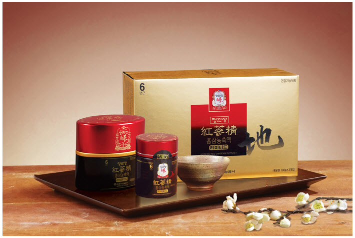 홍삼정 / Red Ginseng Extract Limited