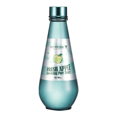 Fresh Apple Sparkling Pore Toner For Men