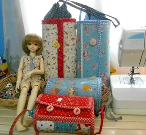"""LMHdollb1: กระเป๋าใส่ตุ๊กตา""""my pattern2"""" จะทำลงเรื่อยค่ะ สอบถามได้ค่ะถ้าสินค้ายังไม่ลงสั่งทำได้ค่ะ"""