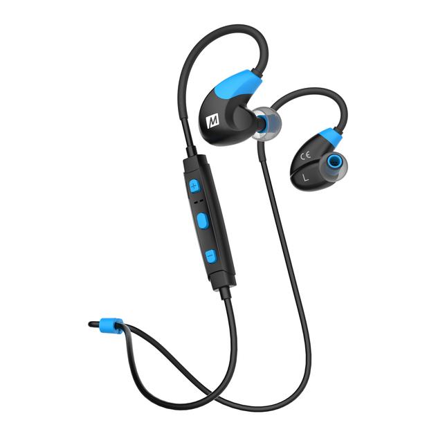หูฟัง Mee Audio X7 สีBlue