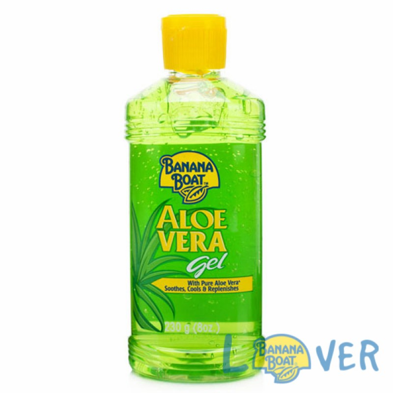 เจลอโลเวร่าบริสุทธิ์บำรุงผิวจากแสงแดด (Aloe Vera Gel) สำเนา