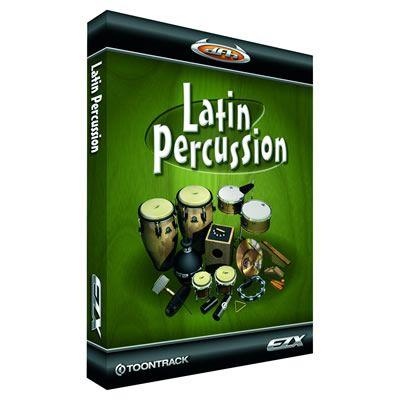 Toontrack EZdrummer EZX Latin Percussion