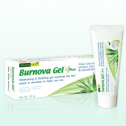 ฟาร์มาค็อกฟ์ เบอร์นโนว่า เจล พลัส - Pharmacok'f Burnova gel plus