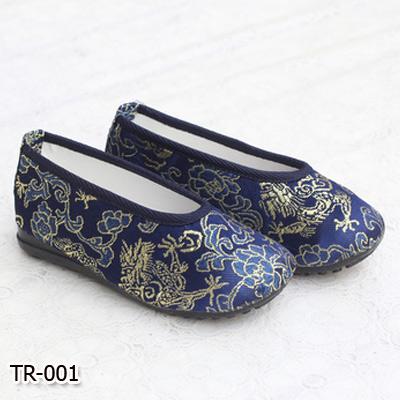 TR-001 รองเท้าจีน (15-21 cm)