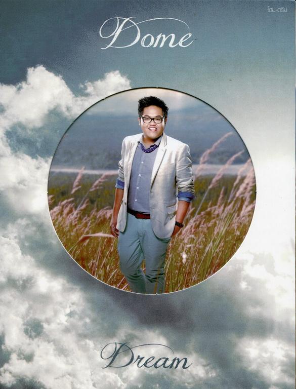 โดม จารุวัฒน์ เชี่ยวอร่าม THE STAR 8 - Dome Dream