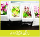 ของขวัญไทย ดอกไม้ดินไทยปั้น ของประดับตกแต่งบ้าน thaisouvenirscenter