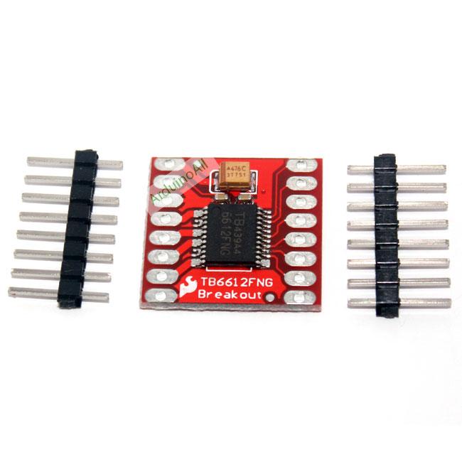 TB6612FNG Motor Driver Module บอร์ดขับมอเตอร์ 2 ช่อง