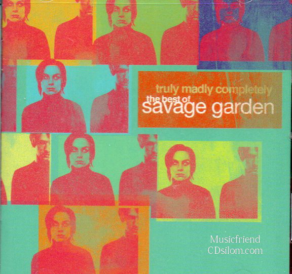 CD,Savage Garden Truly Madly Completely The Best Of Savage Garden(USA)