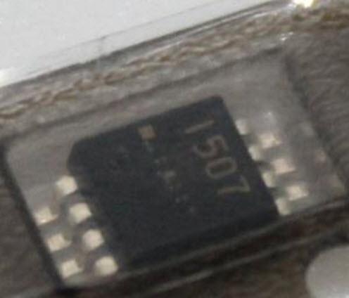 UPB1507GV (SSOP8) Prescaler 3.0 GHz Prescaler