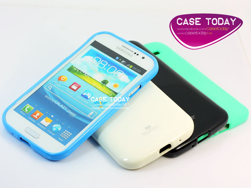 เคส Samsung Grand 2 Jelly Case จาก Mercury