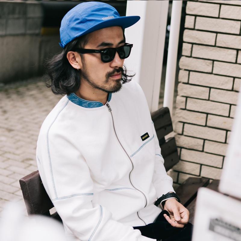 *Pre Order*Men's Jacket Brand Nazze japanese fashion size M-2XL