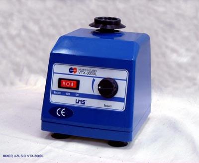 เครื่องผสมสารละลาย vortex mixer