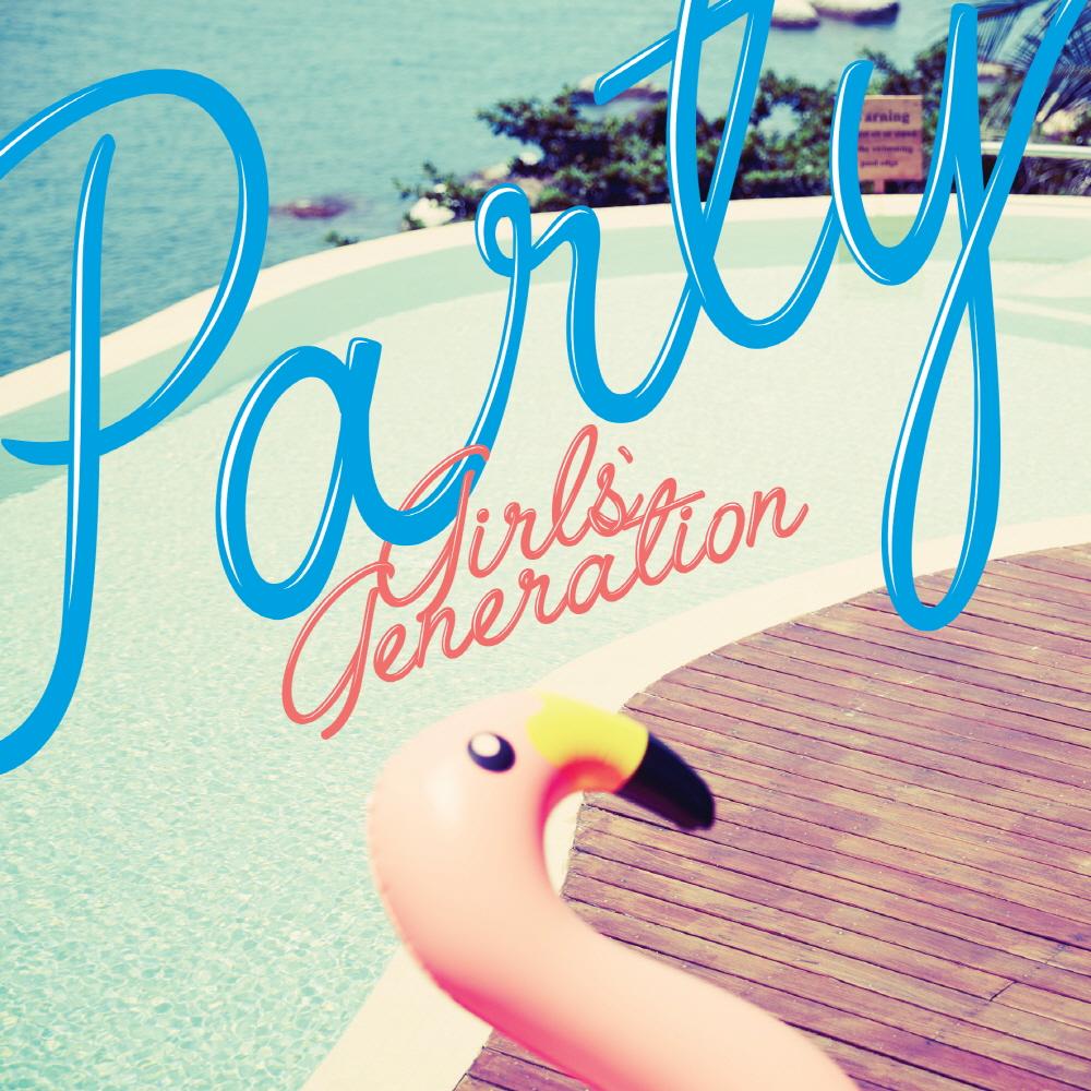 [Pre] SNSD : Single - PARTY