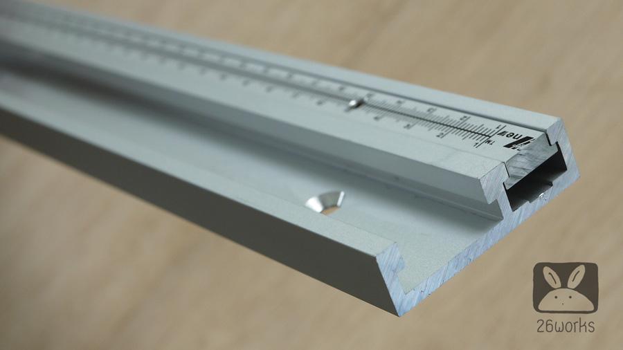 Miter Track Scale 122 cm