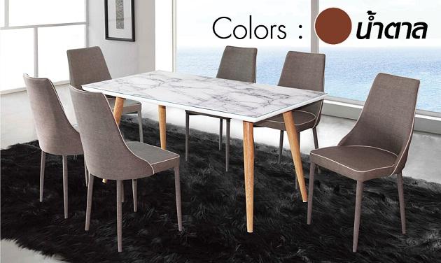 เก้าอี้ดีไซน์สวย สำหรับแต่งร้านอาหาร ร้านกาแฟ (FN-TD)